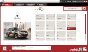 Interfata Citroen Peugeot Lexia Diagbox 7.83 - imagine 7
