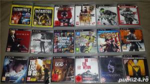 PS 3 DE 500 DE GIGA ultimu model si 90 de jocuri ps 3 - imagine 6
