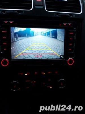 Dvd Gps Navigatie Dedicata VW Passat B6 B7 CC Golf 5 6 Skoda II - imagine 2