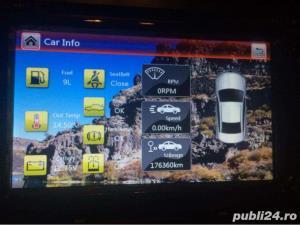 Dvd Gps Navigatie Dedicata VW Passat B6 B7 CC Golf 5 6 Skoda II - imagine 7