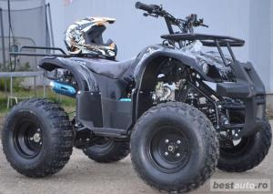 "Atv Hummer 125cmc roti  8""  - imagine 6"