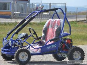 Atv Kinder Buggy 50cc (Garantie 12L) - imagine 3