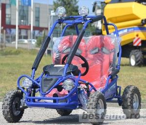 Atv Kinder Buggy 50cc (Garantie 12L) - imagine 1