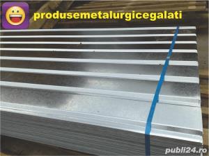 Lichidare stoc tabla / sipca metalica gard cu livrare saptamanal. Producator - imagine 9