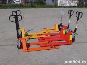 transpalet manual 2 tone 2.5 tone 2500 kg ieftin la pret mic - imagine 4