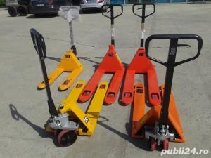 transpalet manual 2 tone 2.5 tone 2500 kg ieftin la pret mic - imagine 1
