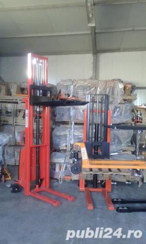 transpalet manual ieftin 2 tone la pret mic - imagine 2