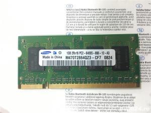 Samsung 1 GB pc6400 pentru Laptop - imagine 1