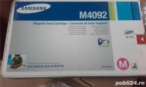 Cartuse originale Samsung CLP310 CLP315 CLX3170 CLX3175  - imagine 3