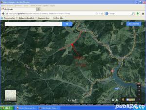 teren munte izvor acces  variante 0783095524 - imagine 8