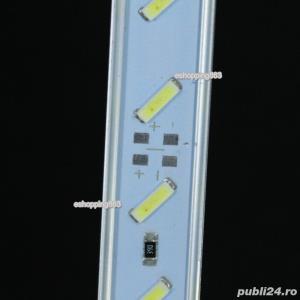 Bagheta Rigida LED 7020 pentru acvariu (rezistenta la apa IP68)+ - imagine 7