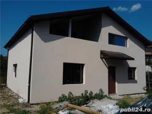 casa p+1 vila 200mpu ,320mp\14m teren, bucuresti, tramvai 32, supermarket Cora Alexandriei - imagine 1