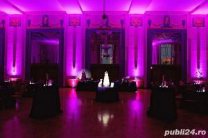 Lumini ambientale Nunti-evenimente private - imagine 9