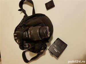 Nikon D3200 DIGITAL CAMERA Kit AF-s DX 18-55mm f/3.5-5.6G VR - imagine 3