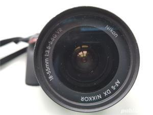 Nikon D3200 DIGITAL CAMERA Kit AF-s DX 18-55mm f/3.5-5.6G VR - imagine 1
