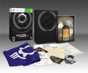 Joc Xbox 360 / Xbox One - Gears of War 3 Limited Edition de colectie  - imagine 3