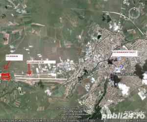 Ter.Industrial ( total 5,33 Ha ):20000mp+23300mp PUZ+10000mp (f.puz)desch.270ml DN1 Sibiu-Cristian - imagine 1