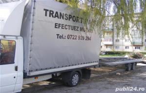Transport marfa,mutari - imagine 2