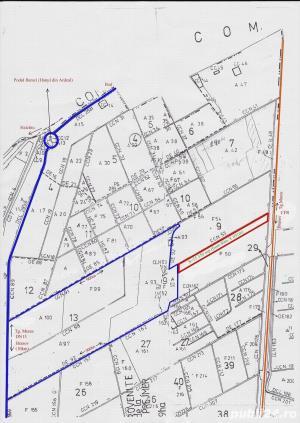 teren intravilan industrial 55350mp Brasov DN13/E60 Calea Feldioarei - imagine 1