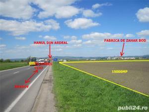 teren industrial 15000mp dn13/e60 brasov  - imagine 3