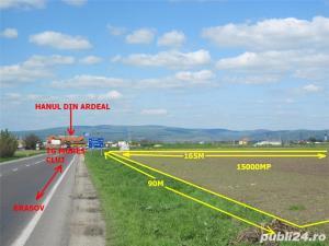 teren industrial 15000mp dn13/e60 brasov  - imagine 5