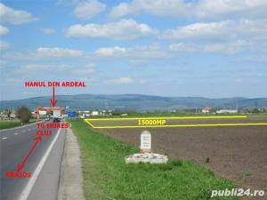 teren industrial 15000mp dn13/e60 brasov  - imagine 7