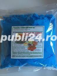 Sulfat de cupru,shawit,zeama bordeleza,sulf muiabil - imagine 1