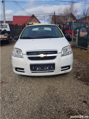 Dezmembram Chevrolet AVEO 1.2 2006-2007-2008 - imagine 4