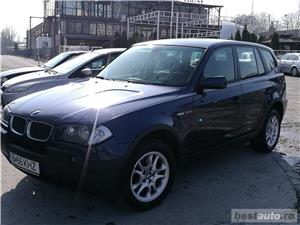 BMW X3 - imagine 1