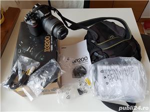 Nikon D3200 DIGITAL CAMERA Kit AF-s DX 18-55mm f/3.5-5.6G VR - imagine 10