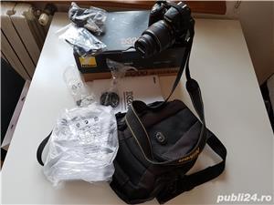 Nikon D3200 DIGITAL CAMERA Kit AF-s DX 18-55mm f/3.5-5.6G VR - imagine 9
