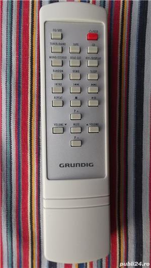 Telecomanda GRUNDIG,telecomenzi diverse modele radio,cd,linie,combina - imagine 4