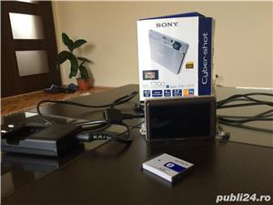 Sony digital still cameraDSC-T700+foto& video  - imagine 2