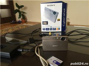 Sony digital still cameraDSC-T700+foto& video  - imagine 1