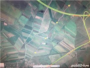 Teren constructii autostrada  depozit parcare  - imagine 1