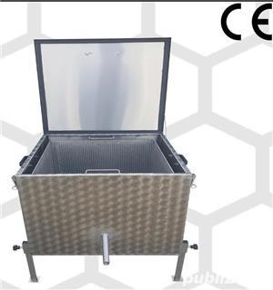 vand topitor  inox 15 rame dadant - imagine 2