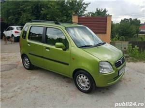Opel Agila - imagine 2