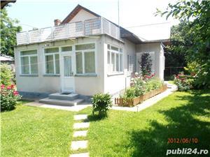 Vanzare casa si teren - Potlogi, judetul Dambovita (55 km distanta de Bucuresti) - imagine 1