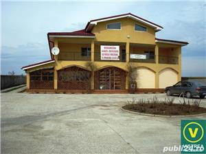 OCAZIE! Motel & Restaurant(800mp) si teren 3300mp - imagine 2