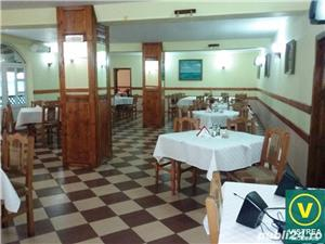 OCAZIE! Motel & Restaurant(800mp) si teren 3300mp - imagine 3