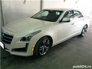 Cadillac CTS - imagine 4