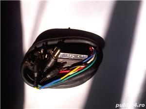 Cablu Scart -Rca 6 mufe audio video. 7 BUC. - imagine 2