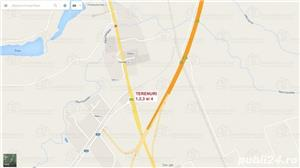 Terenuri Selimbar cu front stradal la DN 1 27424mp - imagine 2