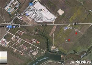 Privat vand 2 terenuri de casa Dumbravita Lac cu acess betonat la Centura  Est langa DAB-IT - imagine 8