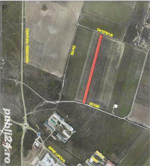 LOCATIE EXCELENTA-10% reducere;teren servicii/industrial,zona  Dumbravita - imagine 2