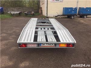 Inchiriez platforma auto 2700kg/4,5m lungime /120ron/zi - imagine 2