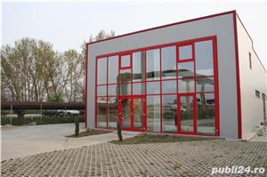Hala industriala, productie, depozitare, birouri langa calea Sagului - imagine 2