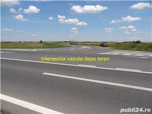 Teren 10.750 mp cu front la drum european si curent trifazic in dreptul localitatii Padureni  - imagine 5