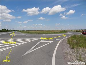 Teren 10.750 mp cu front la drum european si curent trifazic in dreptul localitatii Padureni  - imagine 6