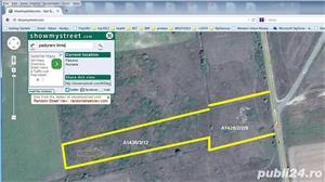 Teren 10.750 mp cu front la drum european si curent trifazic in dreptul localitatii Padureni  - imagine 10